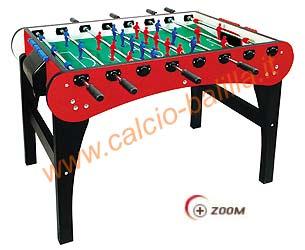 Calcetto family roberto sport calciobalilla vendita for Prezzo calcetto balilla